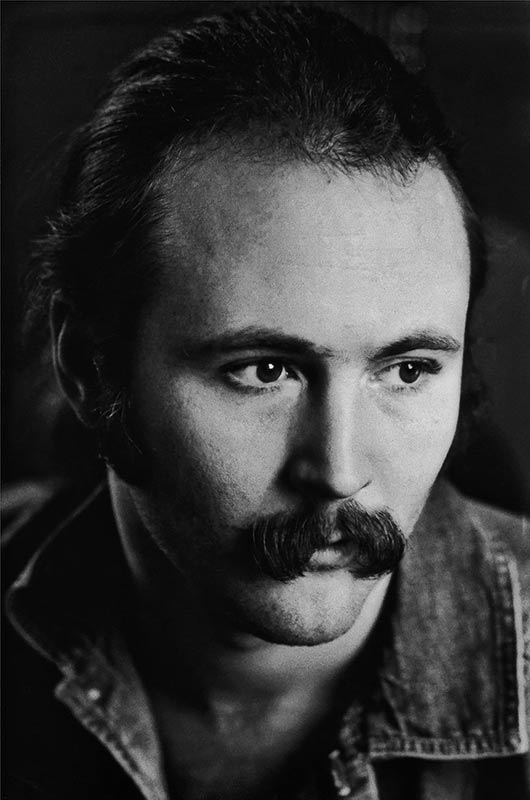 David Crosby, Sag Harbor NY, 1969