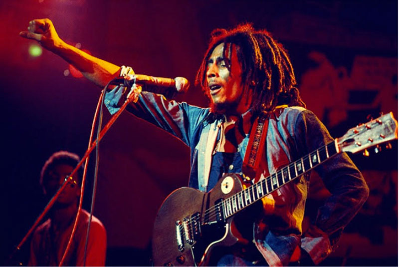 Bob Marley - Get Up Stand Up, London, 1975