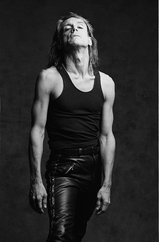 Iggy Pop, Forever Young, NYC, 1988