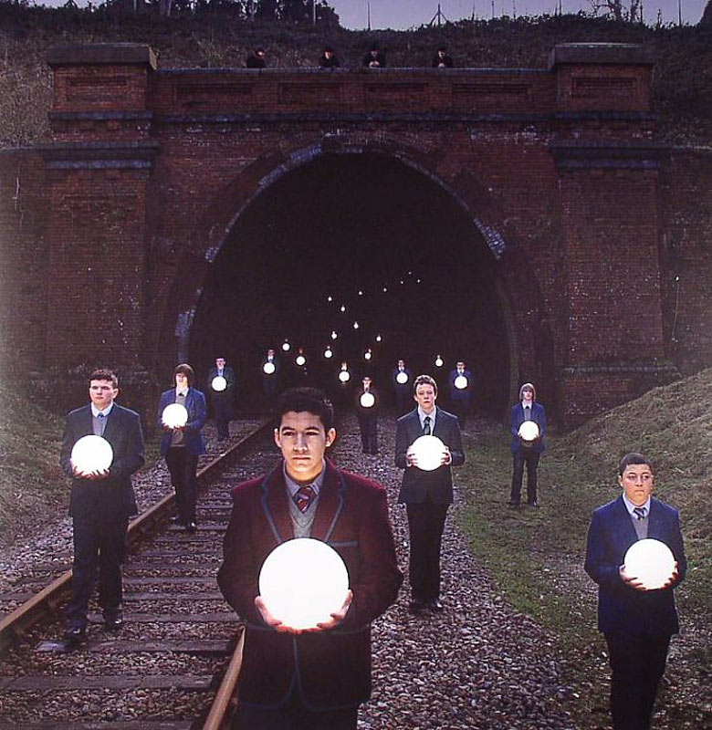 The Plea, Dreamers Stadium Album Cover (Tunnel), 2011