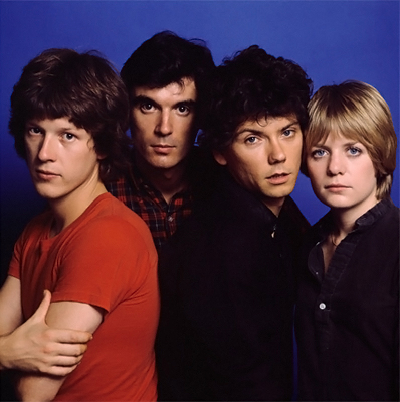 Talking Heads, NYC 1977