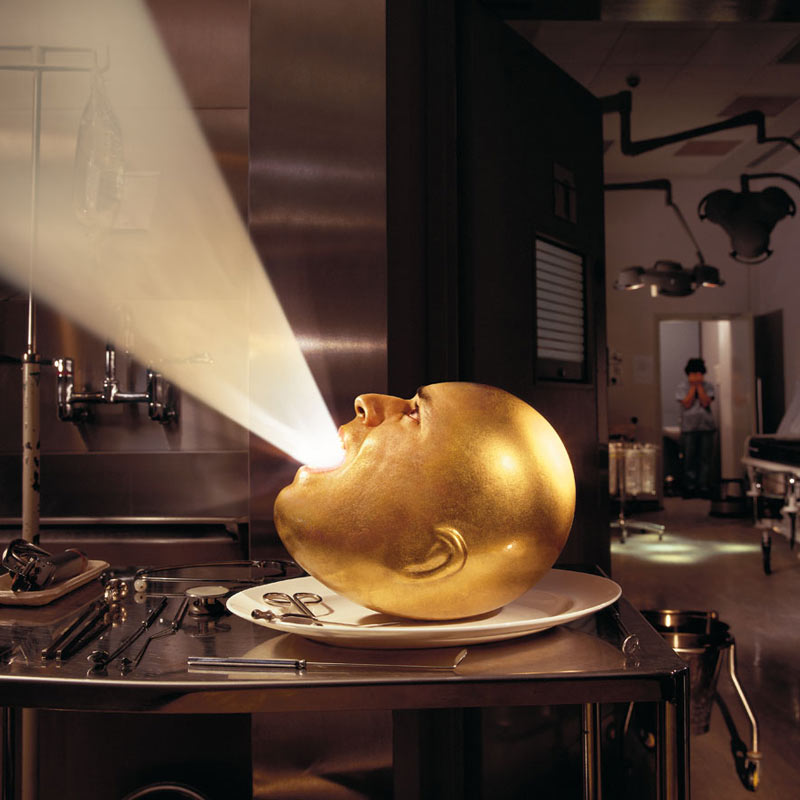 The Mars Volta, Deloused in the Comatorium Album Cover, 2003 (20/20)