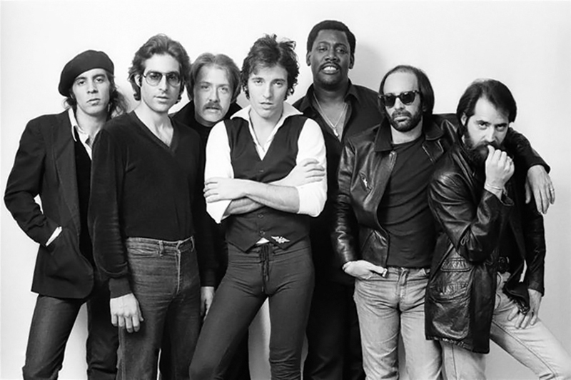Bruce Springsteen and The E Street Band, 1977