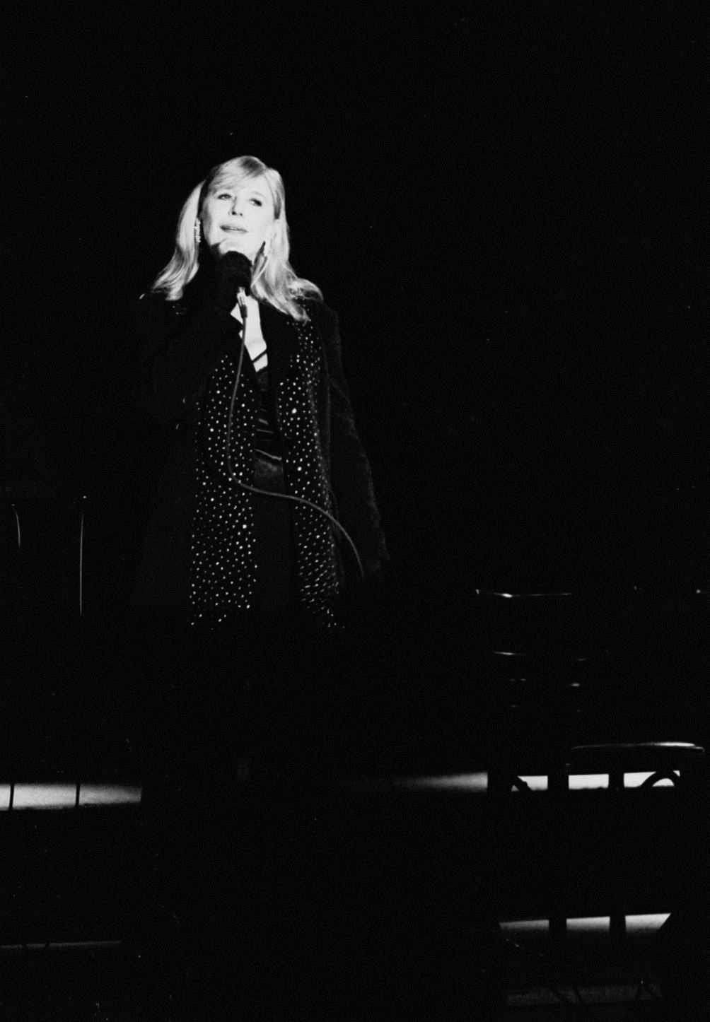 Marianne Faithfull, San Francisco, 1998