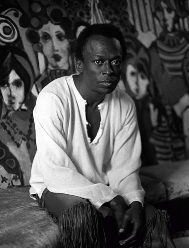 Miles Davis, New York City, 1969