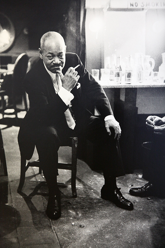 Coleman Hawkins, New York City 1963