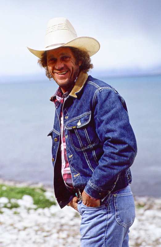 Steve McQueen, From the Heart Smile, Montana, 1978