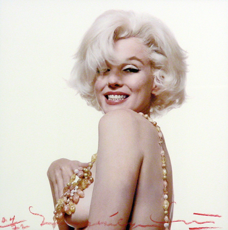 Marilyn Monroe, Jewels, From The Last Sitting, 1962