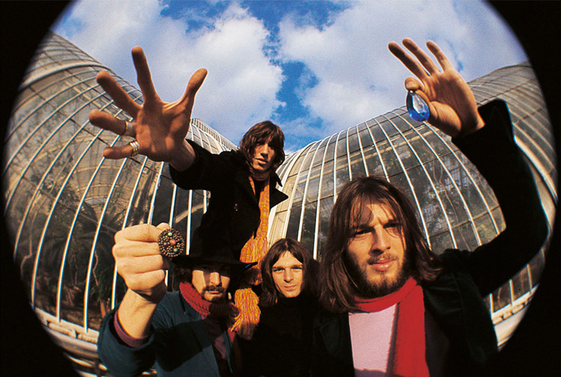 Pink Floyd, Kew Gardens, London, 1967