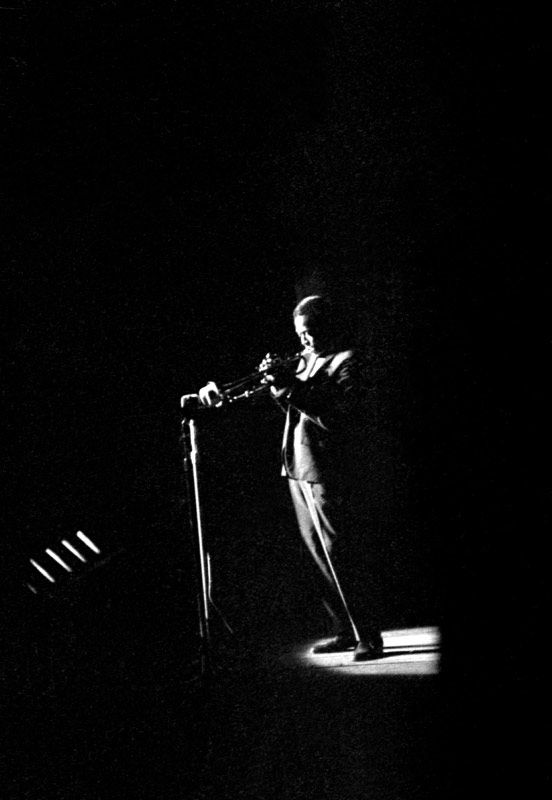 Miles Davis Onstage, London, 1960