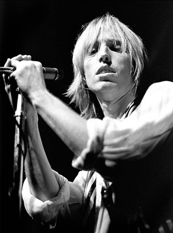 Tom Petty Performing at the Paradise, Boston, 1978