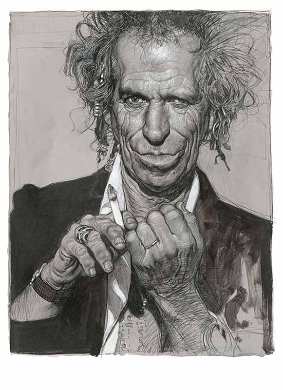 Keith Richards - Soul Survivor, 2017