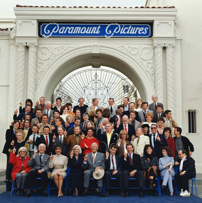 Paramount Pictures 75th Anniversary Stars I, 1987