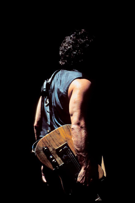 Bruce Springsteen's Back, Human Rights Now! Concert, 1988