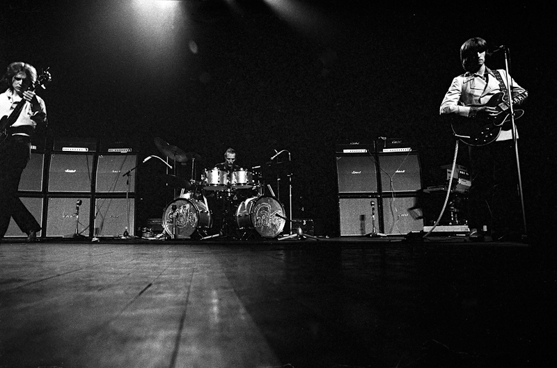 Cream Onstage at the Royal Albert Hall, 1968