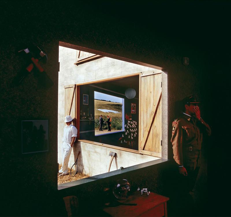Pink Floyd, Echoes III Compilation Album Art, 2001
