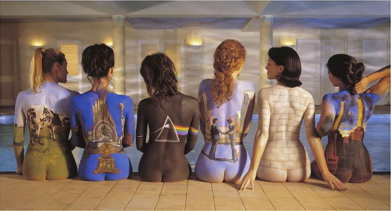 Pink Floyd, Back Catalogue