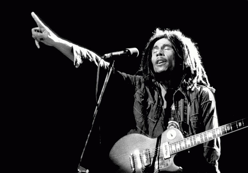 Bob Marley, Academy of Music, NYC, 1974