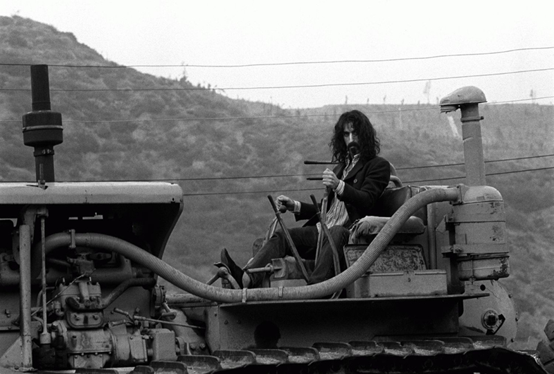 Frank Zappa, Laurel Canyon, 1968