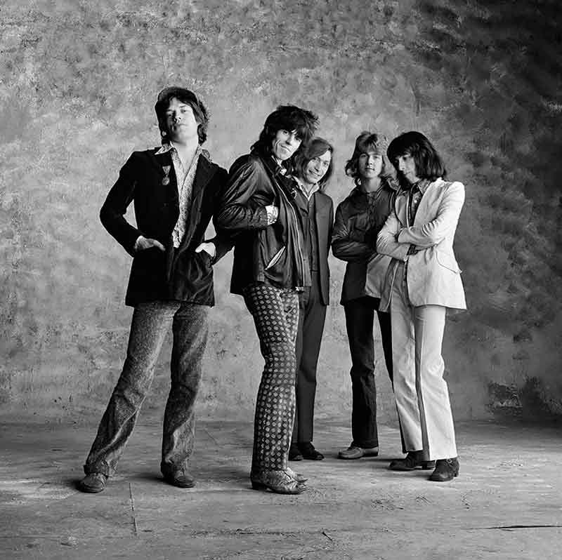 The Rolling Stones, Sticky Fingers - Glimmer, London, 1971