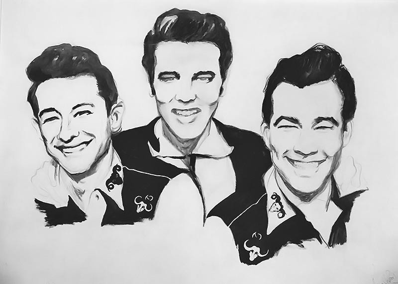 Elvis & the Boys