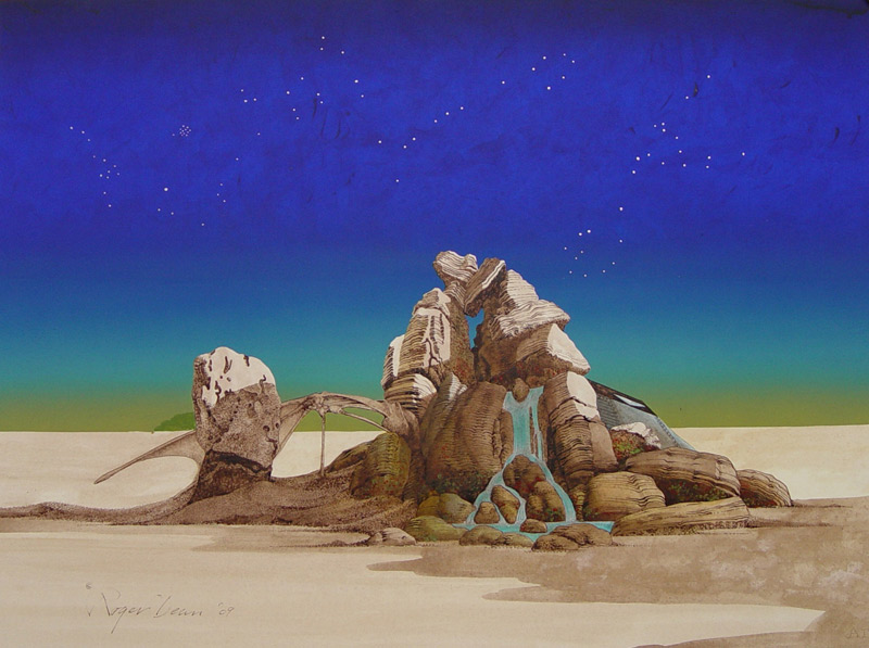 Tales From Topographic Oceans II, 2009