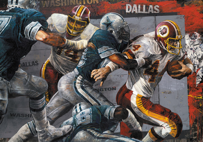 The Rivalry - Washington Redskins & Dallas Cowboys