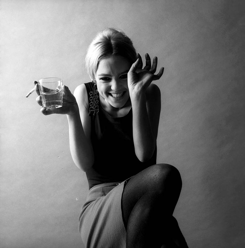 Edie Sedgwick, Superstar, NYC, 1966