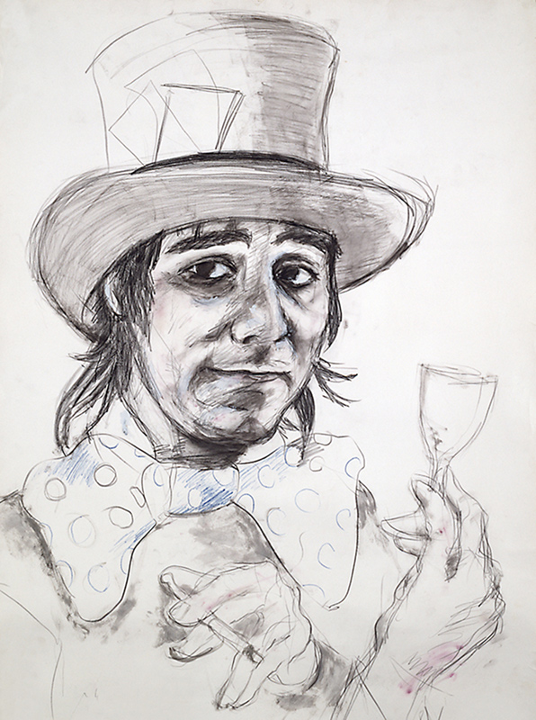Keith Moon, Mad Hatter, 2000