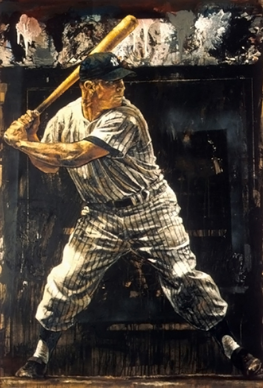 Mickey Mantle - NY Yankees