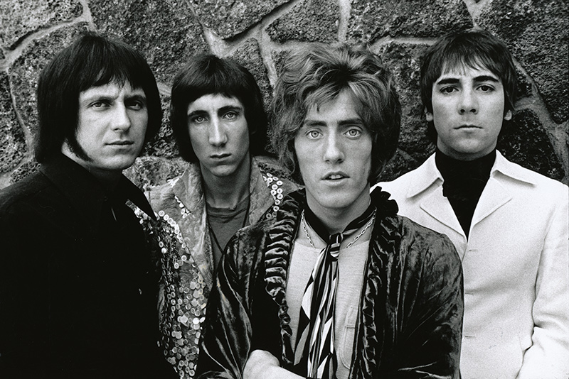 The Who, San Francisco 1967