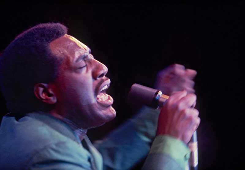 Otis Redding, Monterey Pop Festival, 1967