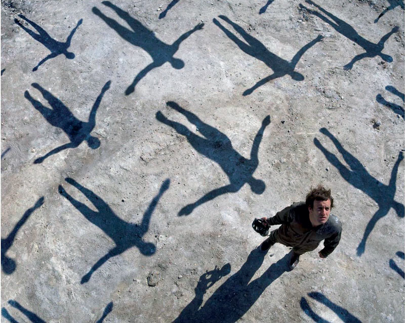 Muse, Absolution Album Cover, 2003
