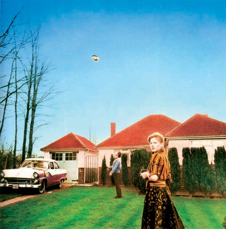 UFO, Phenomenon Album Cover, 1974