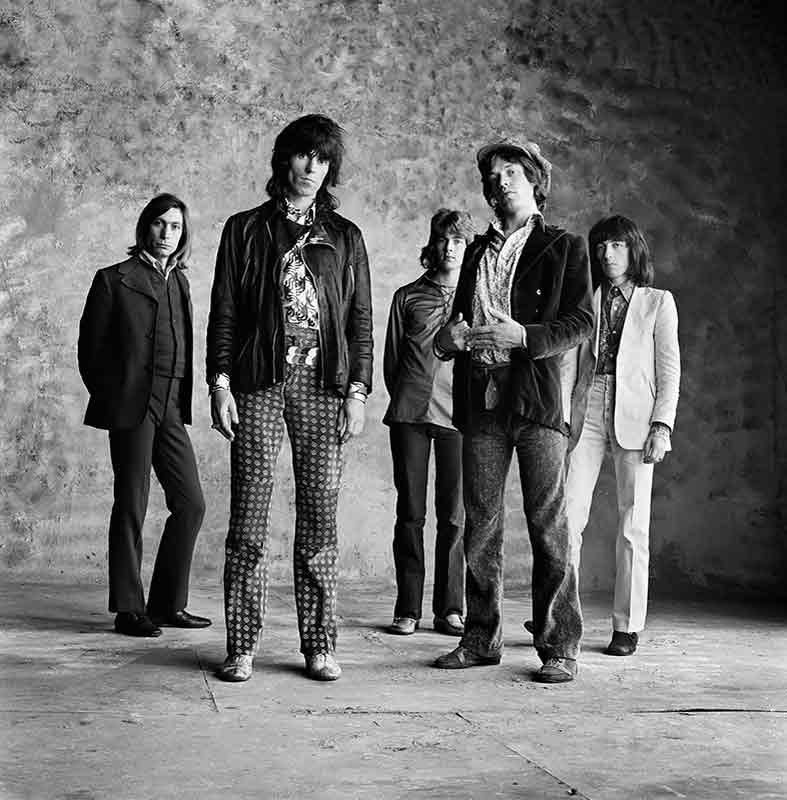 The Rolling Stones, Sticky Fingers - Stonehenge, London, 1971