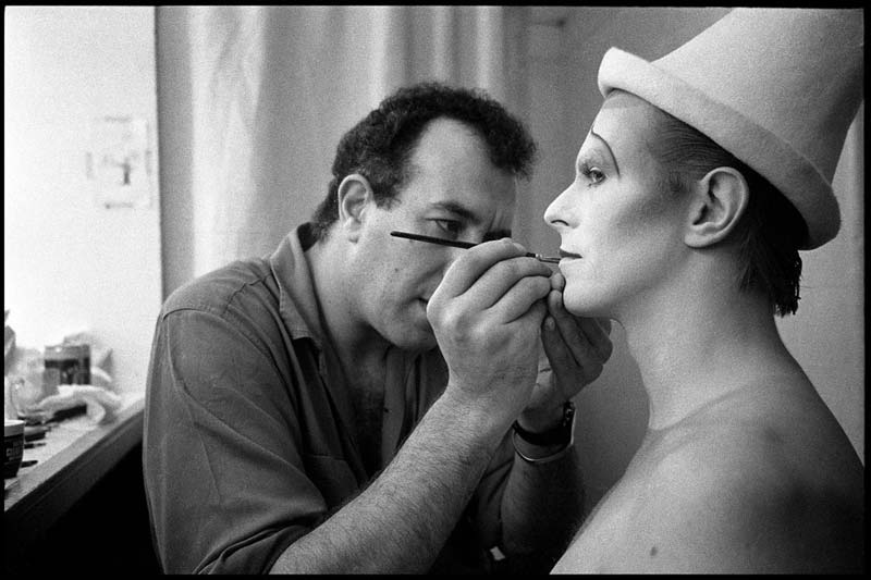 David Bowie, Scary Monsters Make-up, 1980