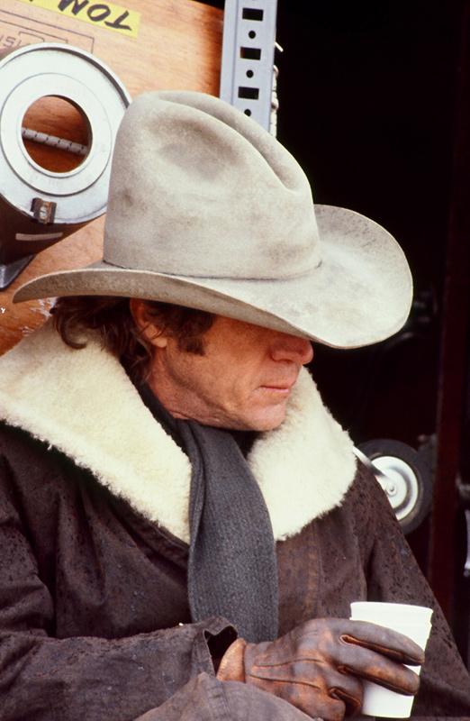 Steve McQueen, The Marlboro Man, Tom Horn Film Set, Patagonia, AZ, 1979