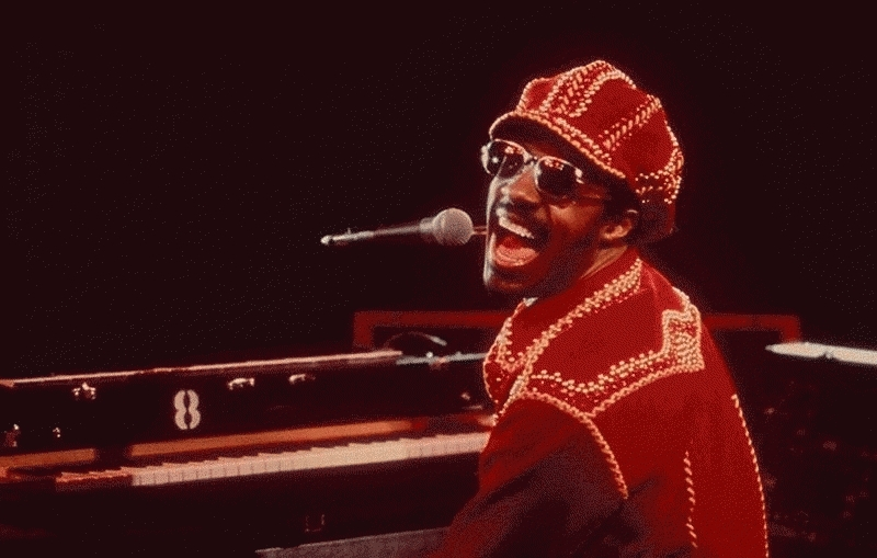 Stevie Wonder, Eight, 1973