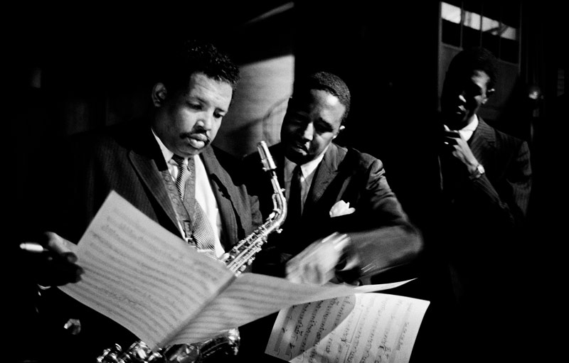 Cannonball Adderley & Ray Brown, Monterey Jazz Festival, Monterey, CA, 1966