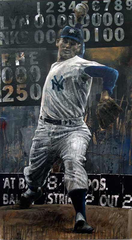 Don Larsen, The Perfect Game - NY Yankees, 2004