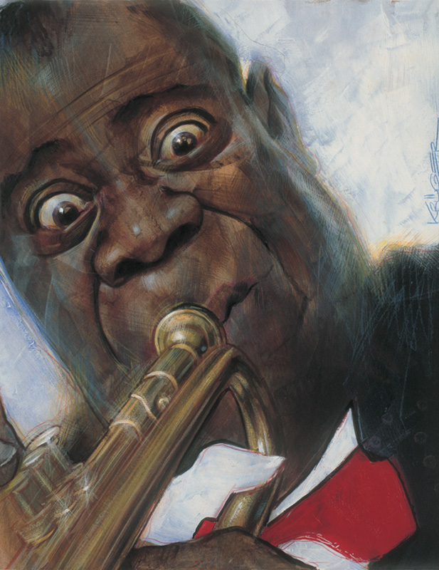 Satchmo - Louis Armstrong, 2006