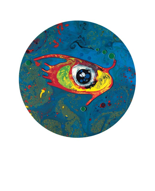 Powderfinger, Eye, 2009 (Circle)