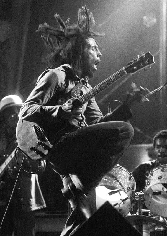 Bob Marley - Exodus, The Odeon, Birmingham, 1975