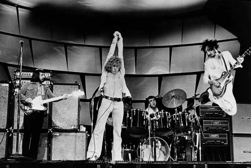 The Who In Rehearsal II, 1973