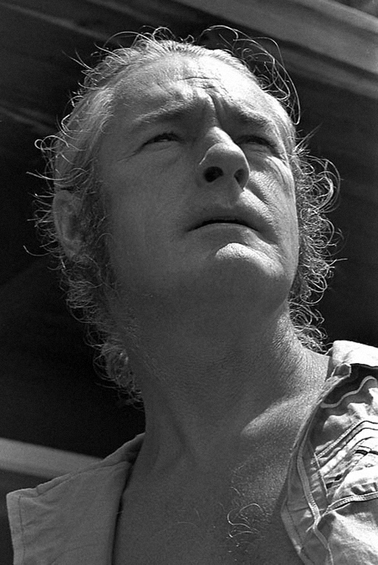 Timothy Leary, Berkeley, 1969