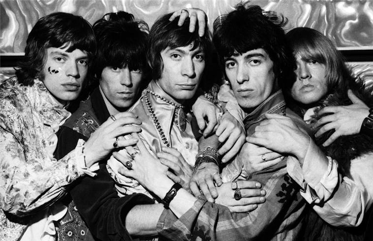 The Rolling Stones, Eleven Hands, London, 1967