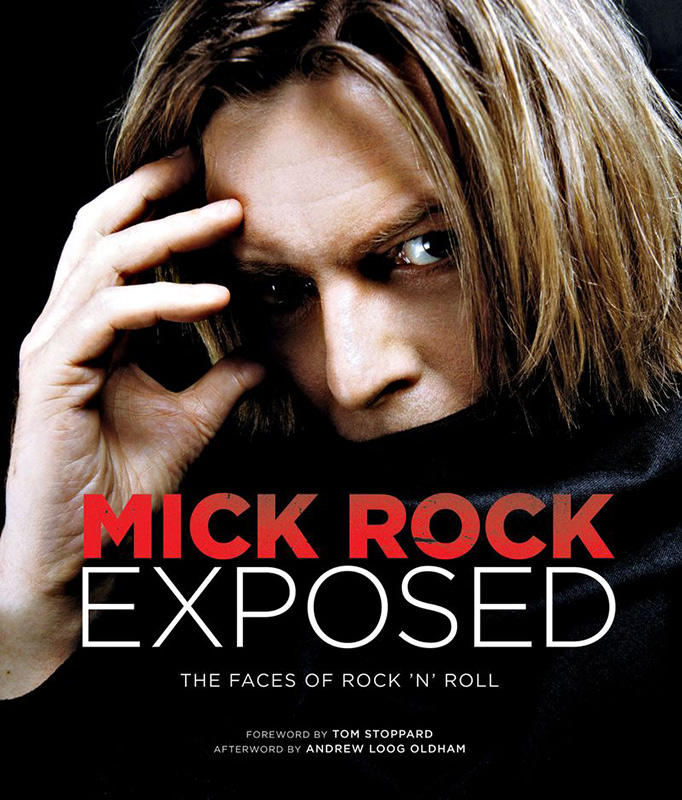 Exposed: The Faces of Rock and Roll