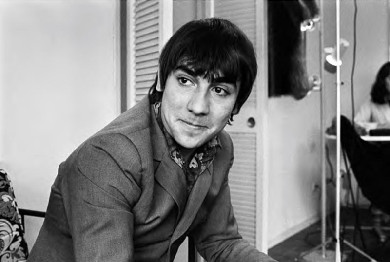 Keith Moon, Hotel Room Interview, NYC, 1968