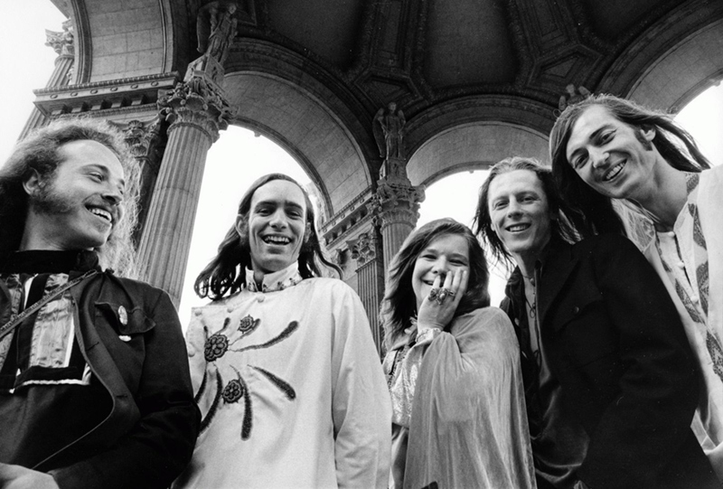 Big Brother and the Holding Company, San Francisco, 1968