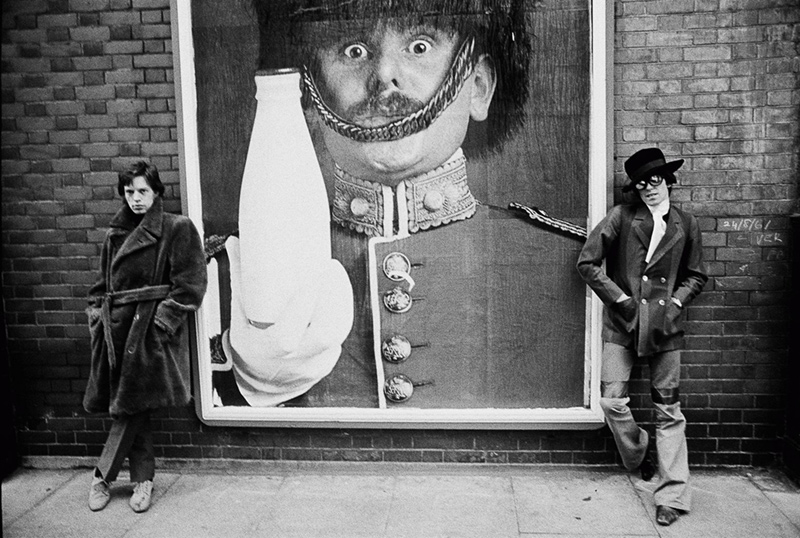 Mick Jagger and Keith Richards, Pinta Poster, London, 1967